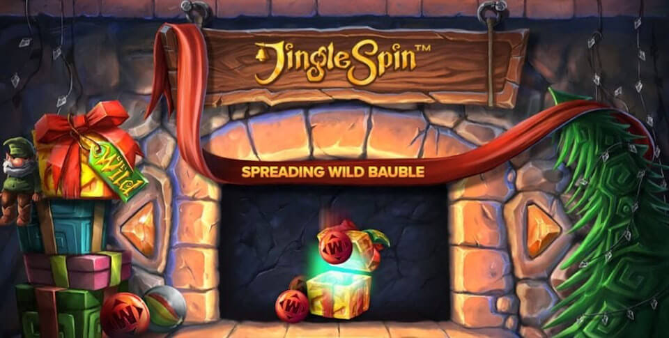 Jingle Spin slot netent review
