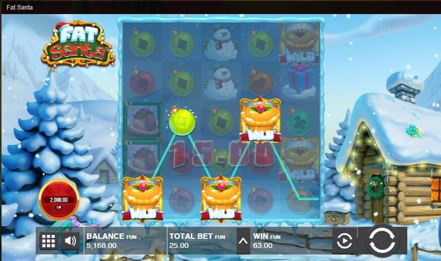 Fat Santa Review slot