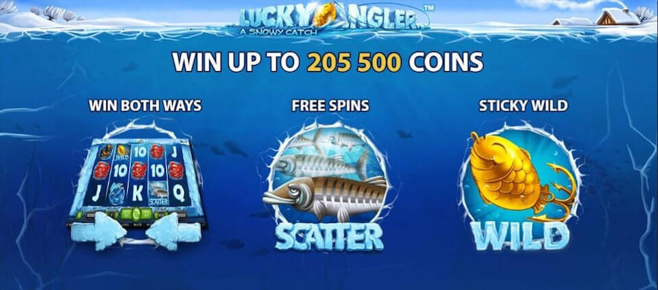 Lucky Angler slot review