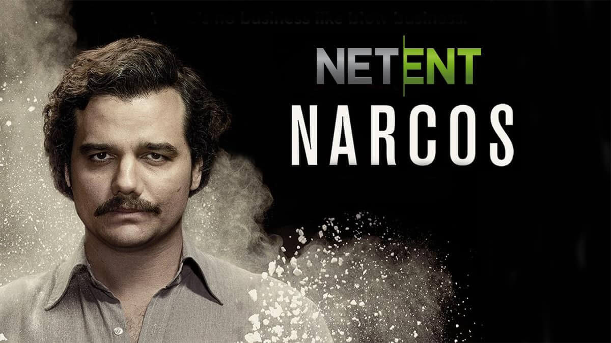 Narcos Netent play demo