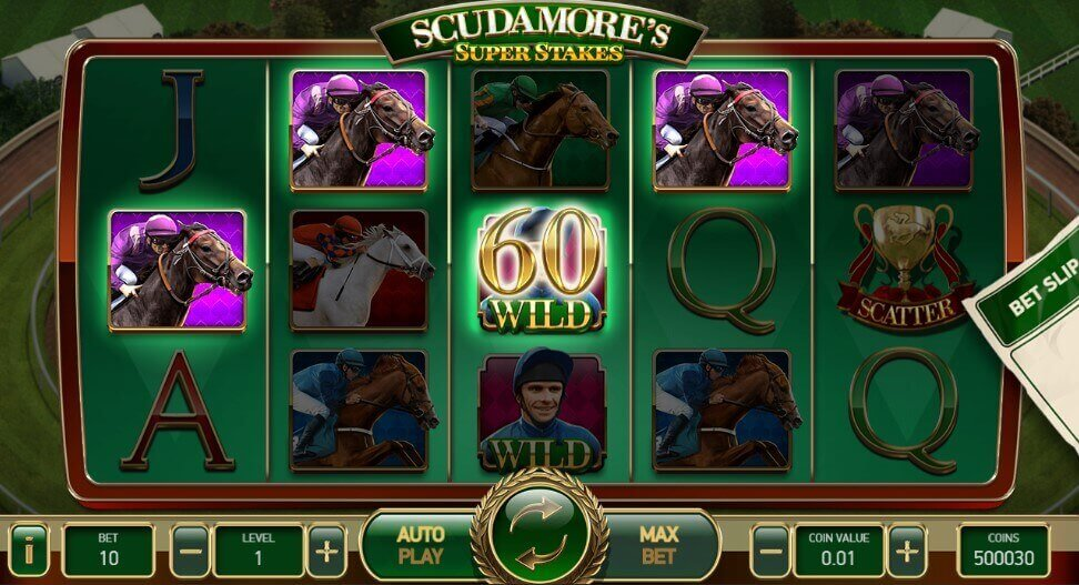 Scudamore's Super Stakes play demo slot