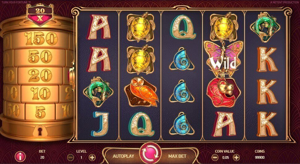 Turn your fortune play demo slot