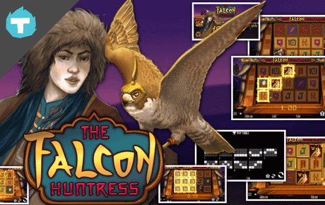 The Falcon Huntress slot review