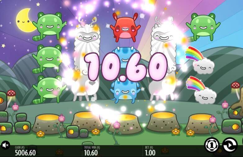 Toki Time slot machine play demo