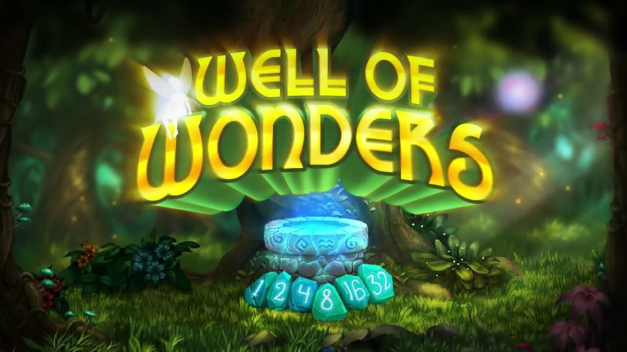 Well of wonders play demo slot