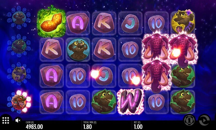Pink Elephants free spins