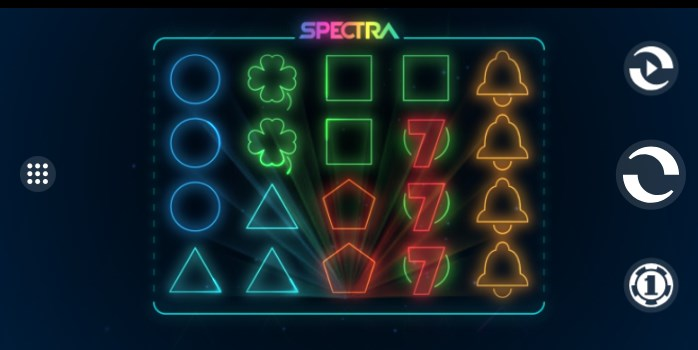 spectra slot machine review