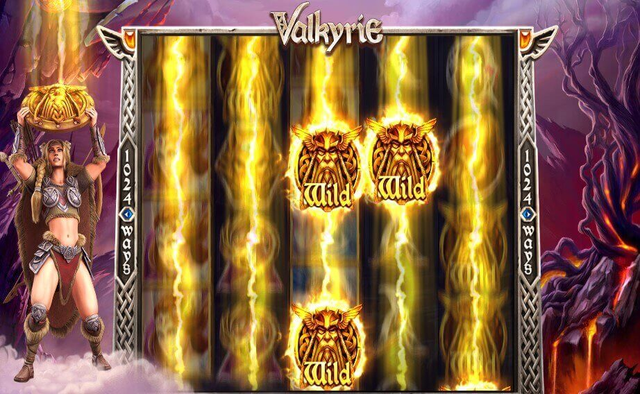 Valkyrie slot machine review