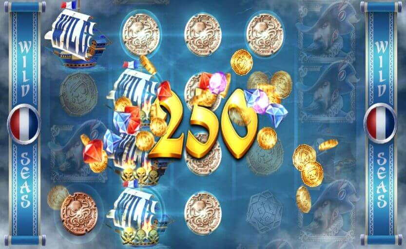 Wild Seas pokie review