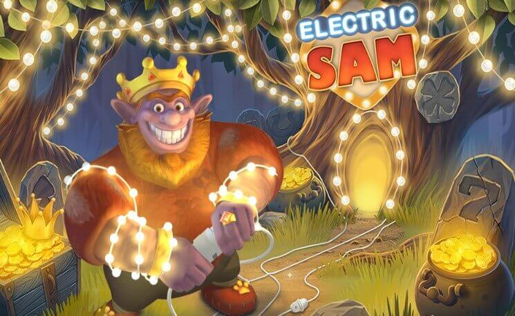 Electric SAM slot review