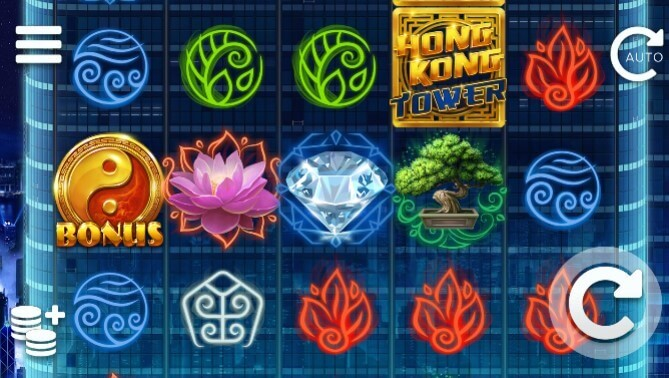 Hong Kong Tower play free online