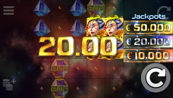 Joker Gems play demo slot