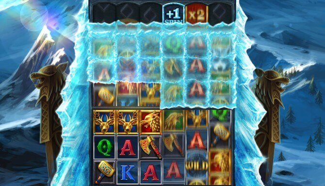 Ice Wolf slot review