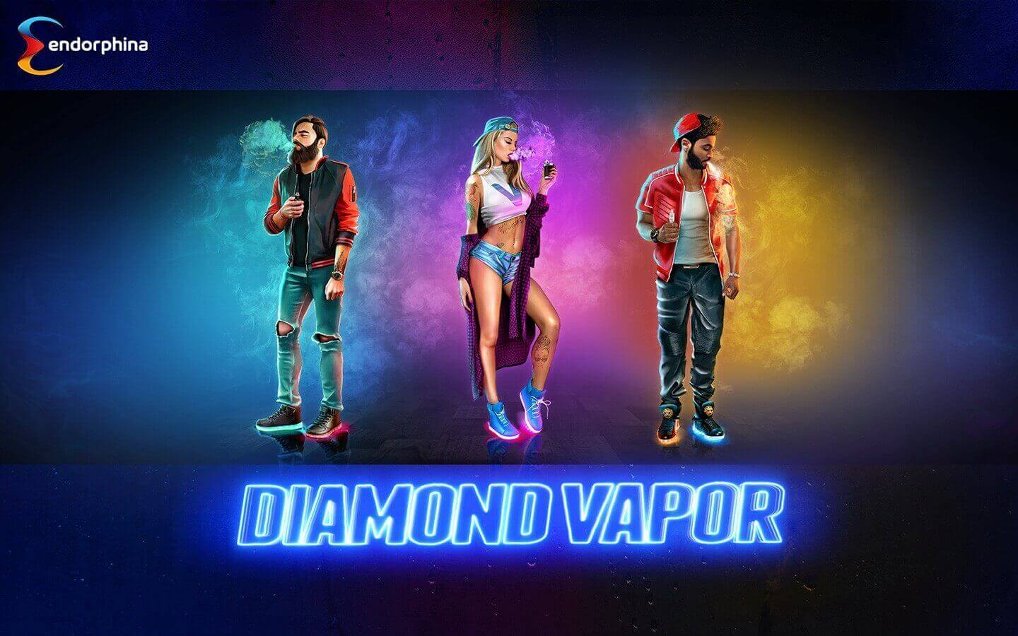 Diamond Vapor review pokie