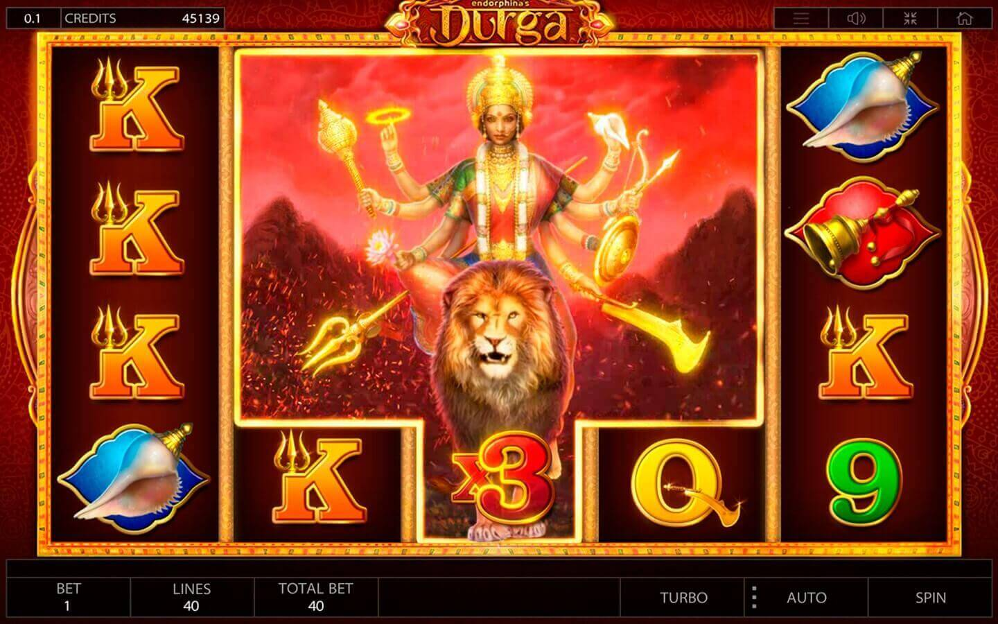 Durga big win