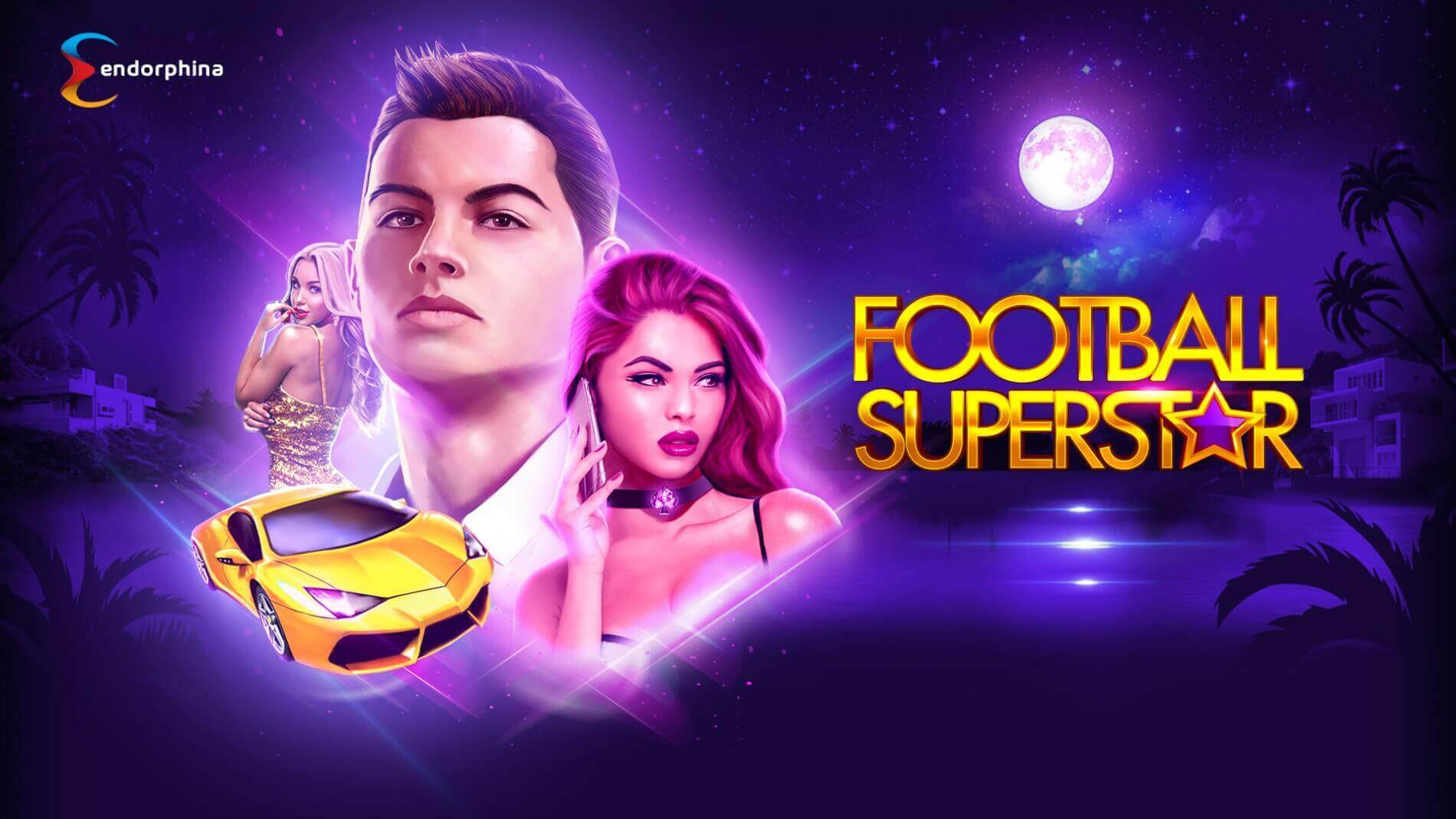 Football Superstar Endorphina - play demo