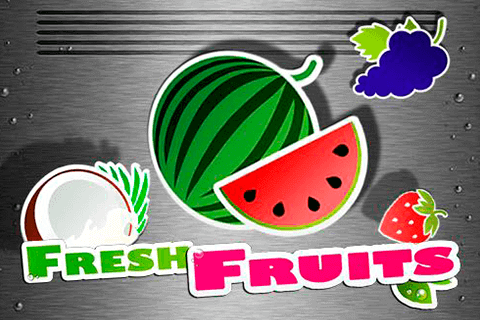 Fresh Fruits slot machine play free demo