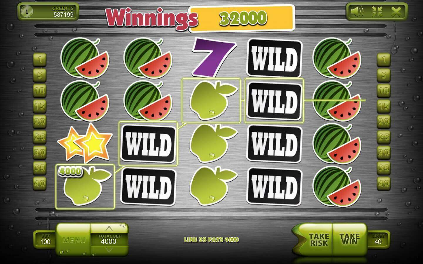 Fresh Fruits slot review