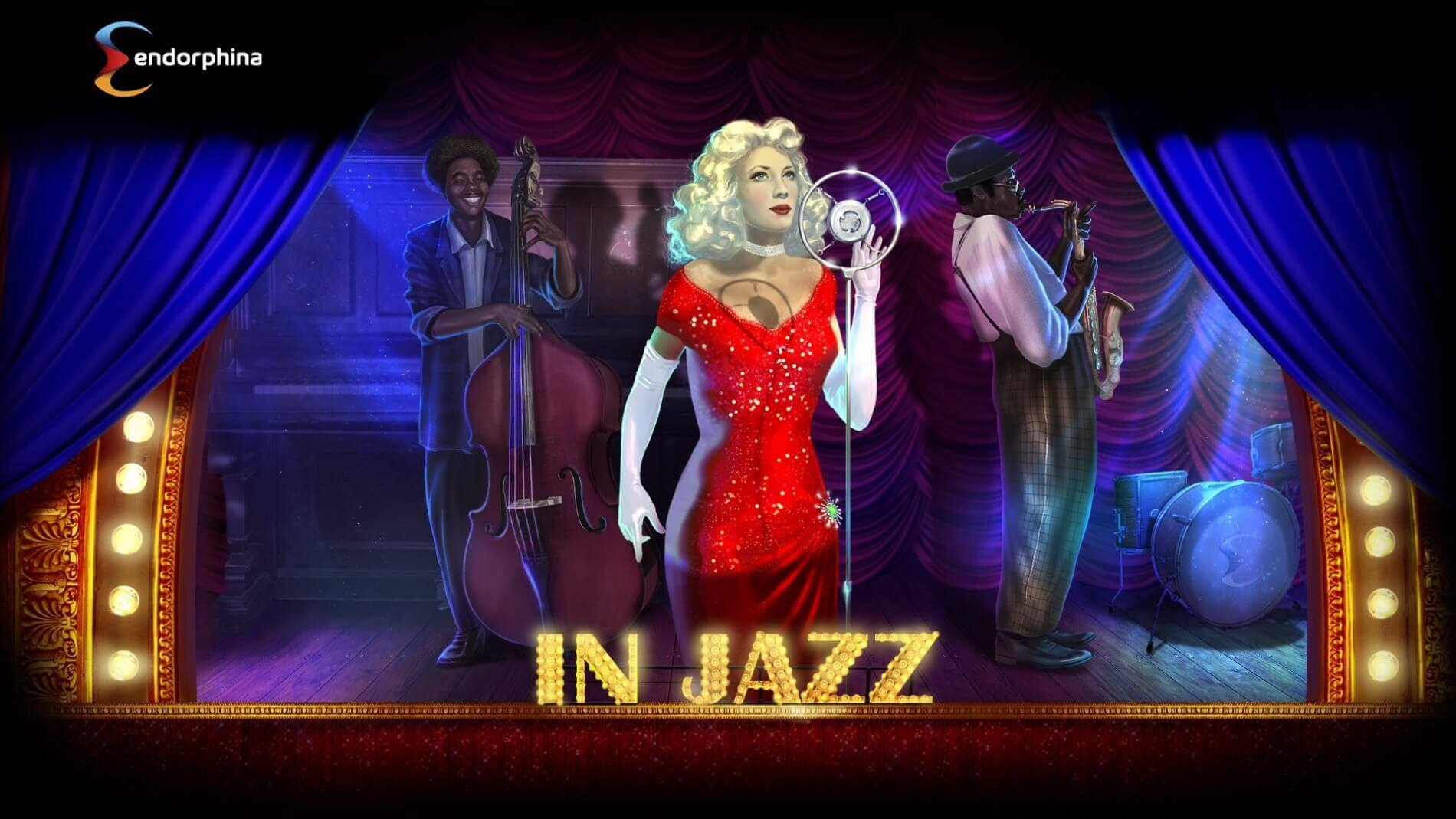 In Jazz Endorphina - Slot Review
