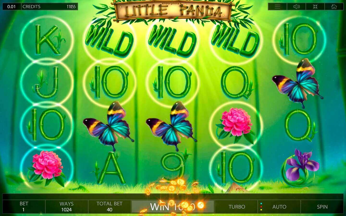 Little Panda slot review play demo