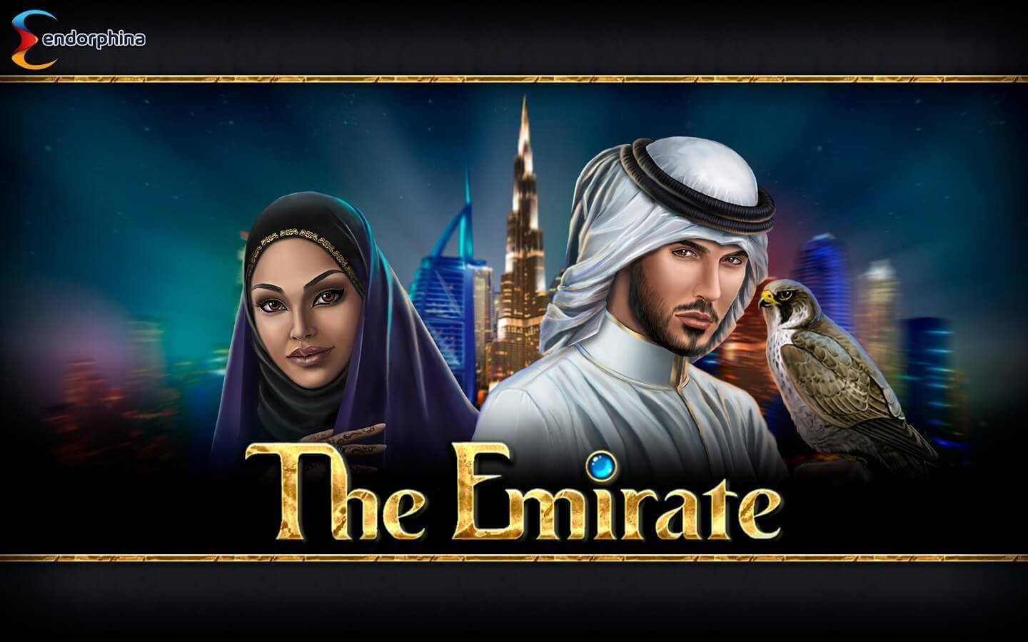 The Emirate pokie review