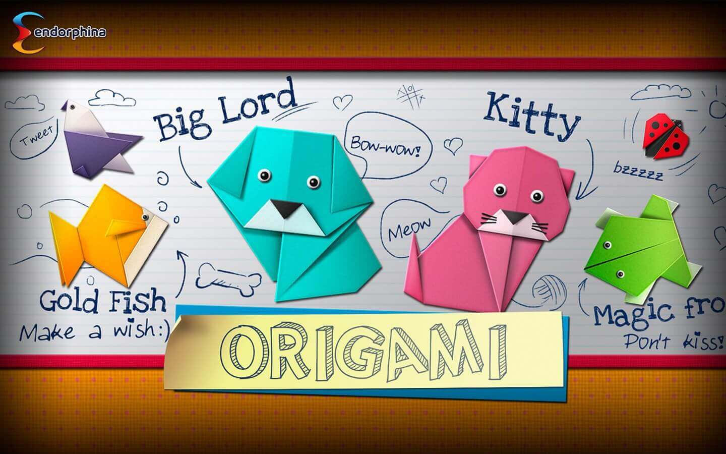 Origami - play demo