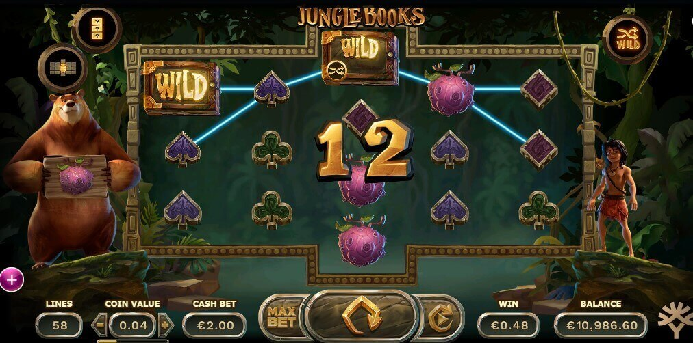 Jungle Books play for free