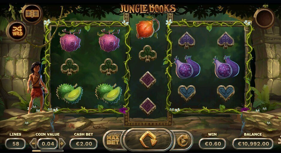Jungle Books Play Demo