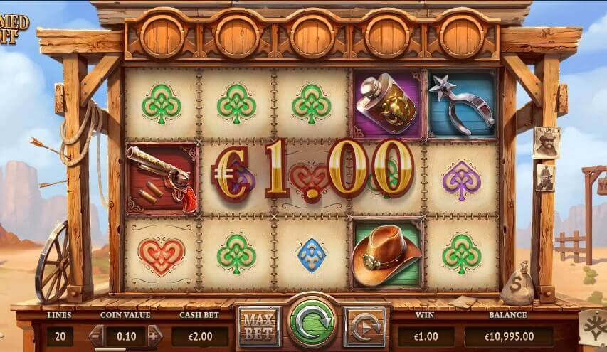 The One Armed Bandit Slot Machine Review