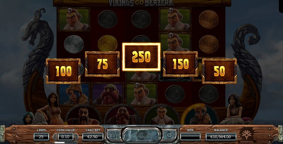 Vikings Go Berzerk pokie review