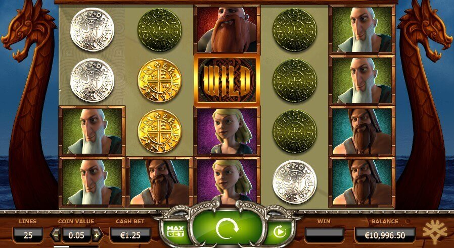 Vikings Go Wild demo slot