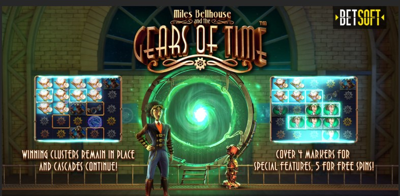 Miles Bellhouse and the Gears of Time бонуси