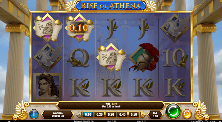 Rise Of Athena Win