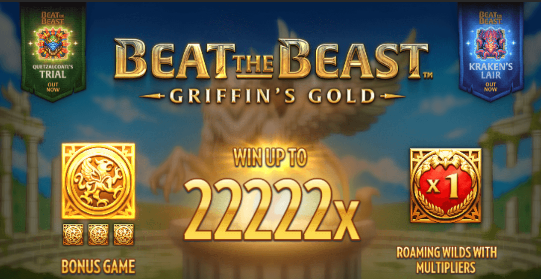 Beat the Beast Griffins Gold bonos