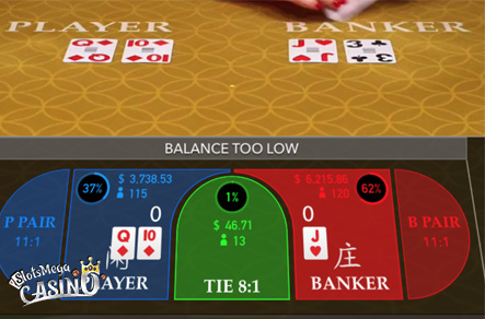 Online Baccarat for real money